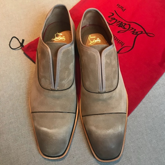 c1964825d39 Mens Christian Louboutin Dress Shoe NWT
